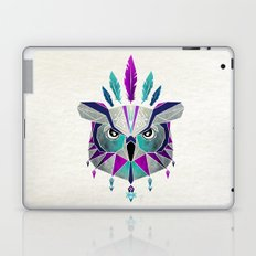 owl king Laptop & iPad Skin