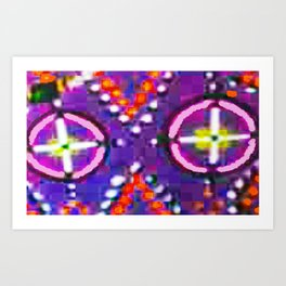 Universe 1 Art Print