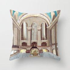 GCT Throw Pillow