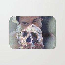 Island Cannibal - Vintage Collage Bath Mat