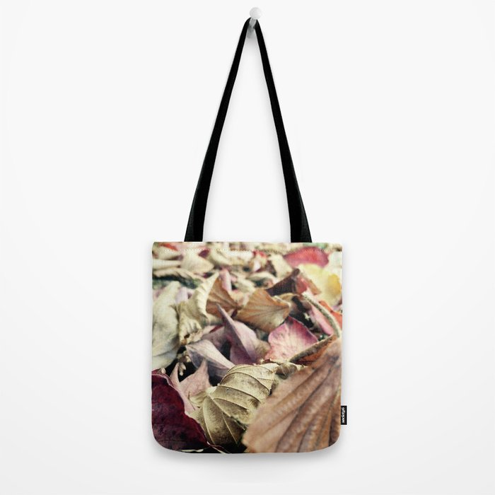 Fall Leaves 3 Tote Bag