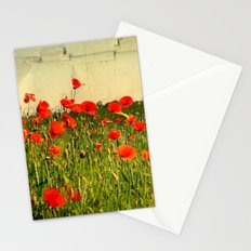 And Summer remains within Me Stationery Cards
