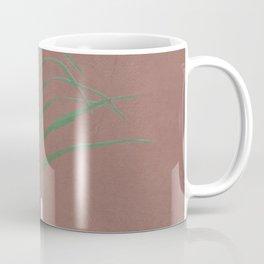 Leaf and Vases Coffee Mug