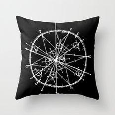 Tribute to Pi Throw Pillow