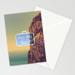 Pack Your Bags: Gibraltar Stationery Cards