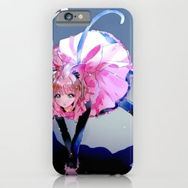Sakura Kinomoto iPhone Case