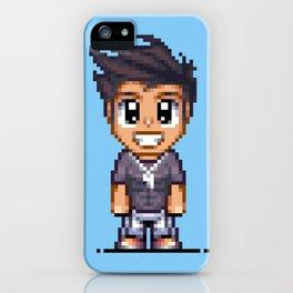 Hector Chibi - Smile iPhone Case