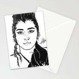 Lauren Jauregui/Mulan Original Design Digital Painting Stationery Cards