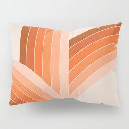 Red Rock Bounce Pillow Sham