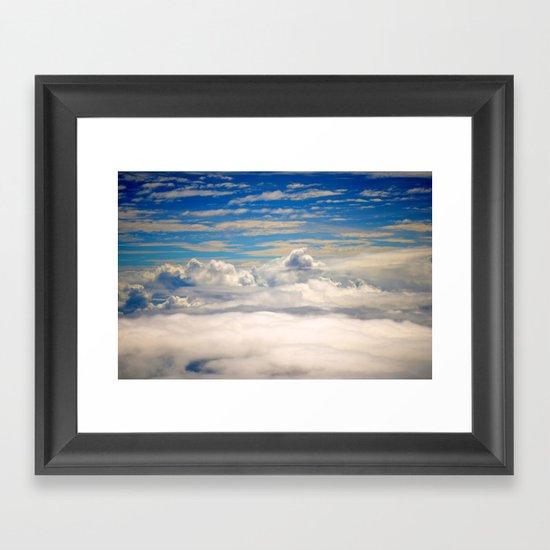 When I Had Wings II Framed Art Print