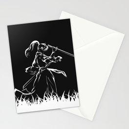 Samurai Kenshin Himura Stationery Cards