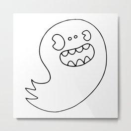 Ghost Boy Metal Print