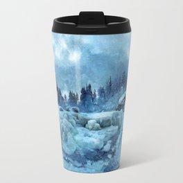 Blue Land Travel Mug