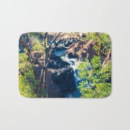 Dreamlike Australian Landscape Bath Mat