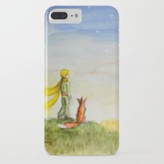 Little Prince, Fox and Wheat Fields iPhone 7 Plus Slim Case