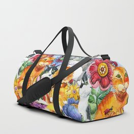 Garden Party Duffle Bag