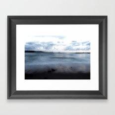 RIVAGE 03 Framed Art Print