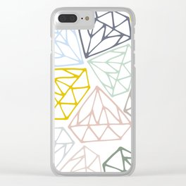 14 Carats Clear iPhone Case
