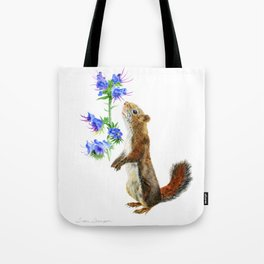 Take Time To Smell The Flowers by Teresa Thompson Tote Bag