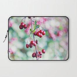 Autumn Dream Berrys Laptop Sleeve