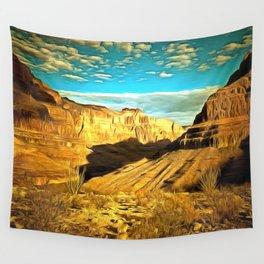 Majestic Ravine Wall Tapestry