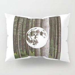 Full Moon Forest Bathing Pillow Sham