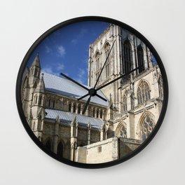 York Minster, England Wall Clock