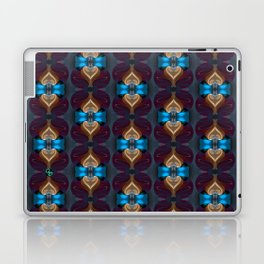 Royal Blue 1 Laptop & iPad Skin