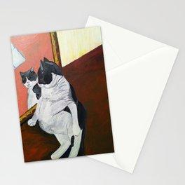 Vanity Kitty  Stationery Cards