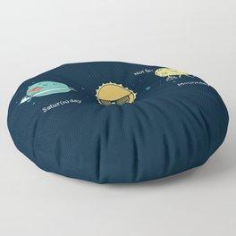Moonday Floor Pillow