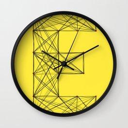 Ersilia Wall Clock