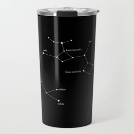 Sagittarius – Star Constellation Travel Mug