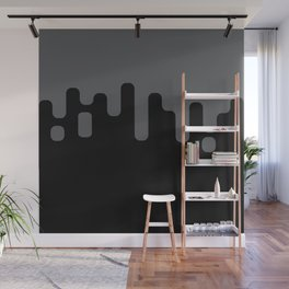 B&G Drizzle Wall Mural