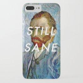 van Gogh is Still Sane iPhone Case