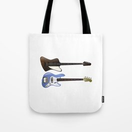 Totally bassed Tote Bag
