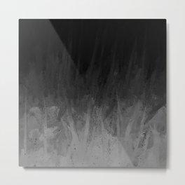 Everything Fades to Black Metal Print