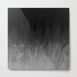 Everything Fades to Black Metal Print