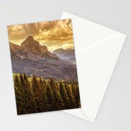 Kleiner Mythen Schwyz Switzerland Ultra HD Stationery Cards