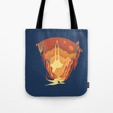 New World Tote Bag