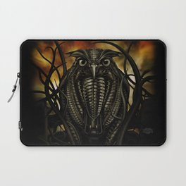 Mechanical Owl Laptop Sleeve