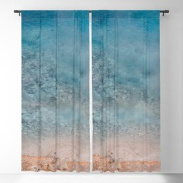 Best Blue - Yellowstone Photography Blackout Curtain
