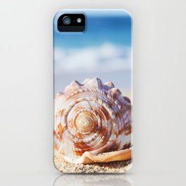 The Heart of Wonder iPhone Case