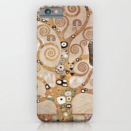 Gustav Klimt - Lebensbaum iPhone Case