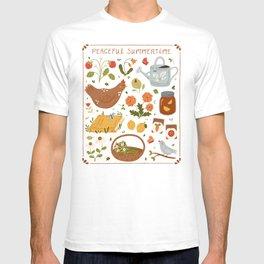 Peaceful Summertime T-shirt