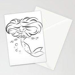LIL MERM Stationery Cards