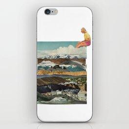 paddle iPhone Skin