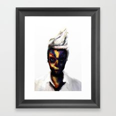 Nik. Framed Art Print