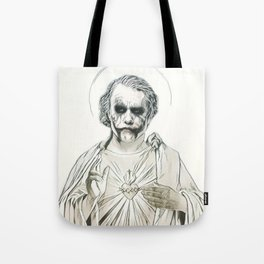 Agent Of Chaos. Tote Bag