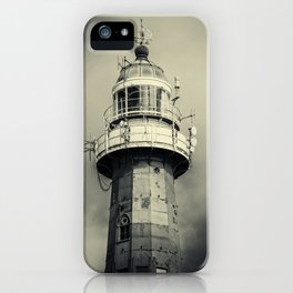 The Old Lighthouse II iPhone Case