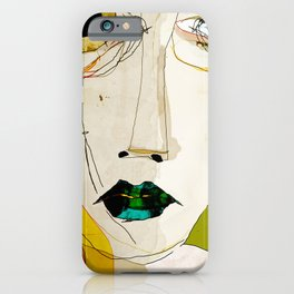 « confuse » iPhone Case